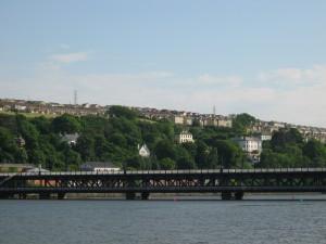 Craigavon Bridge, Derry, Irlanda del Nord