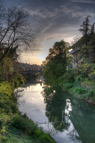 Ponte Molino, Padova - foto di Giorgio Galeotti