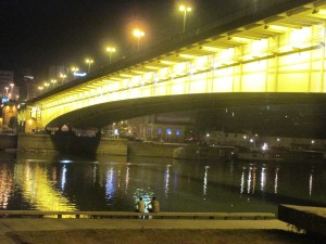 ponte di Brankov, Belgrado, Serbia