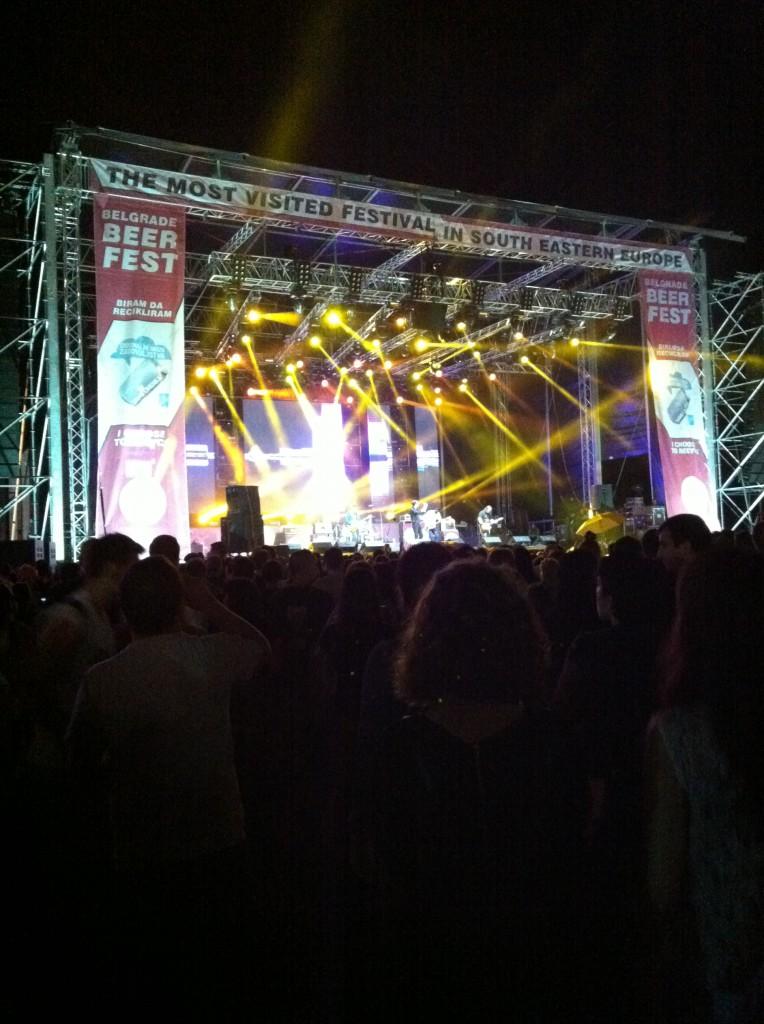 Belgrado Beer Fest , foto di Dino Galliera