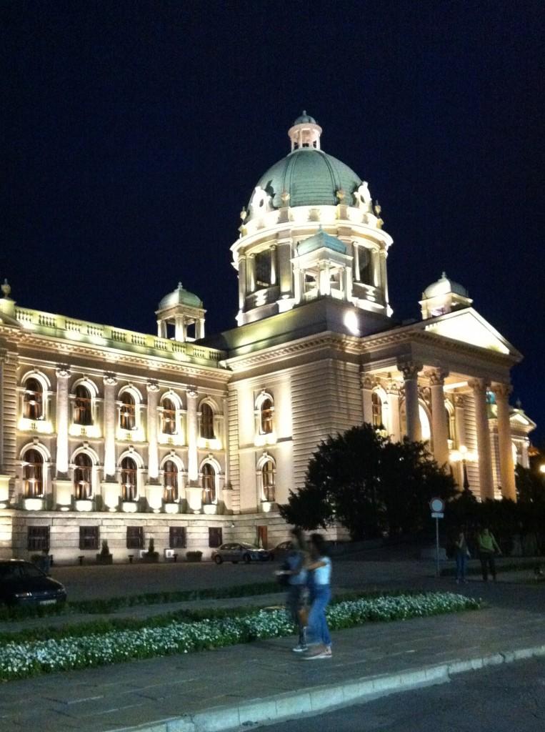 Belgrado Bulevar Kralja Alexandra