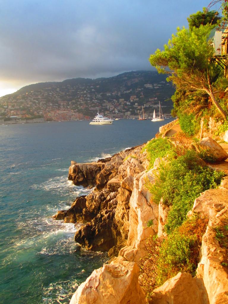 mare a Cap Ferrat, Nizza