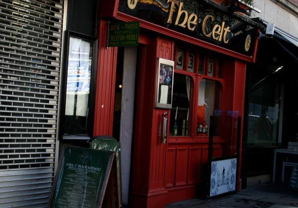 Celt pub, Dublino