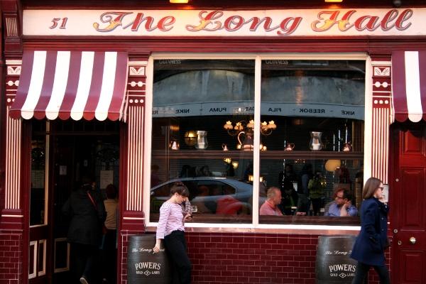 Long Hall, pub a Dublino