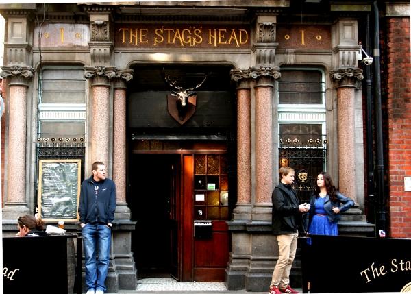 Stag's Head, Dublino