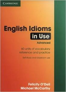 English Idioms in Use - un libro per migliorare il tuo inglese