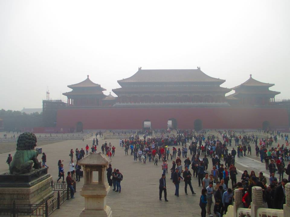 Città Proibita, Pechino