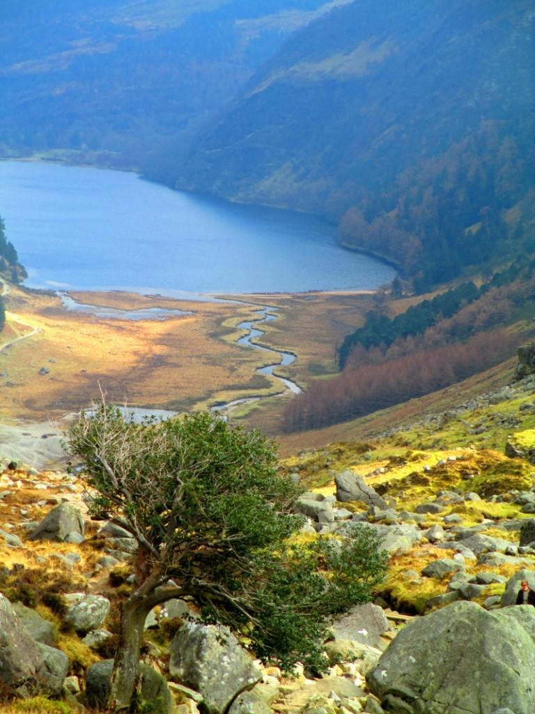 Glendalough e Wicklow Mountains