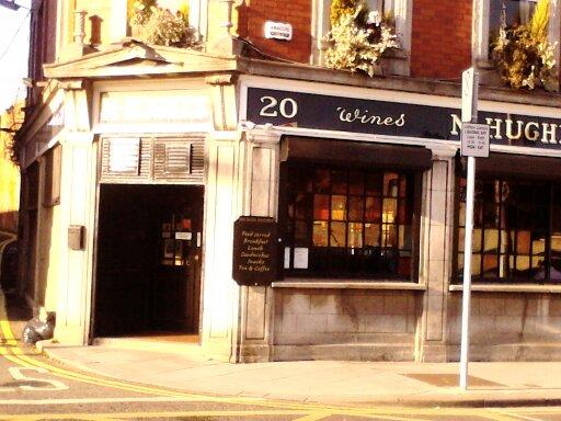 pub a smithfield, dublino