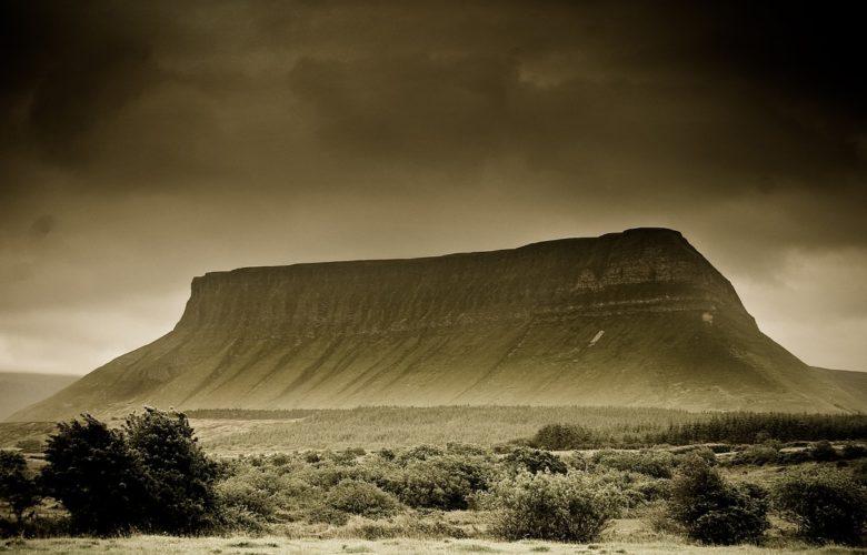 montagna di Benbulden, contea di Sligo