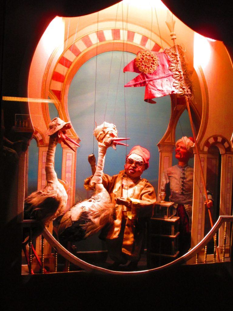 teatro marionette a salisburgo