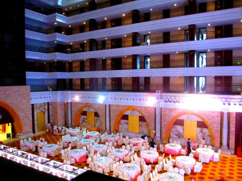 hotel 5 stelle cina