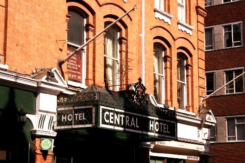 Central Hotel, Dublino