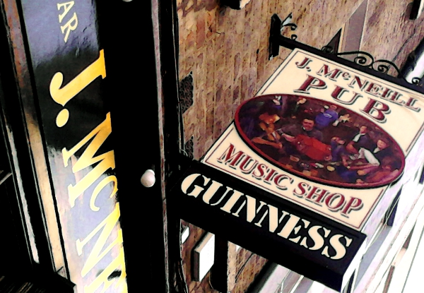 Mcneills pub dublino