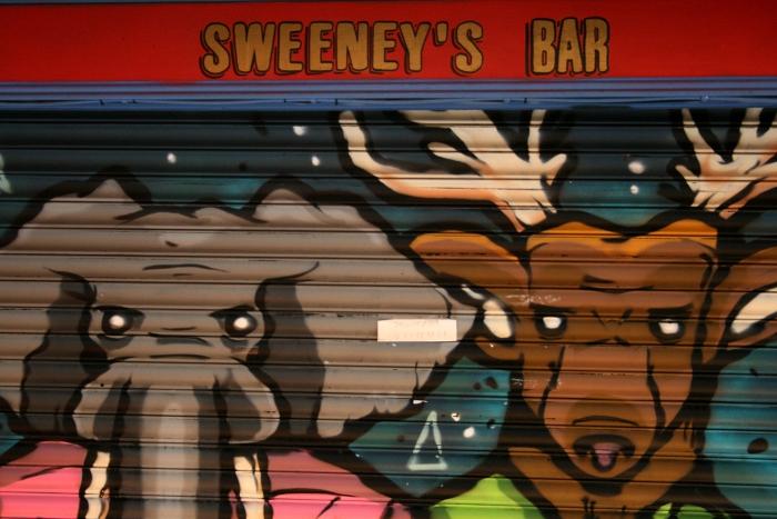 Sweeney's bar, Dublino