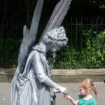 Artista di strada a Dublino: che succede?