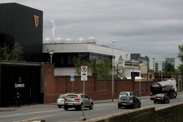 fabbrica della Guinness