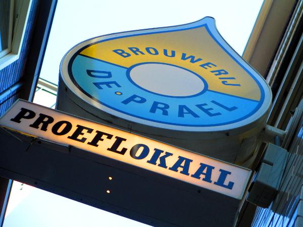 birrificio Prael ad Amsterdam