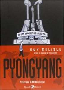 copertina Pyongyang di Guy Delisle