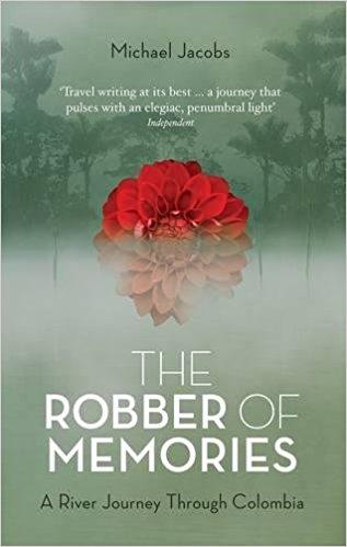 copertina Robber of Memories di Michael Jacob