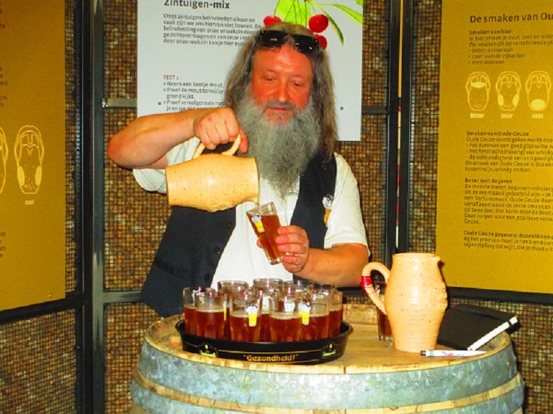 festival delle birre lambic in Belgio