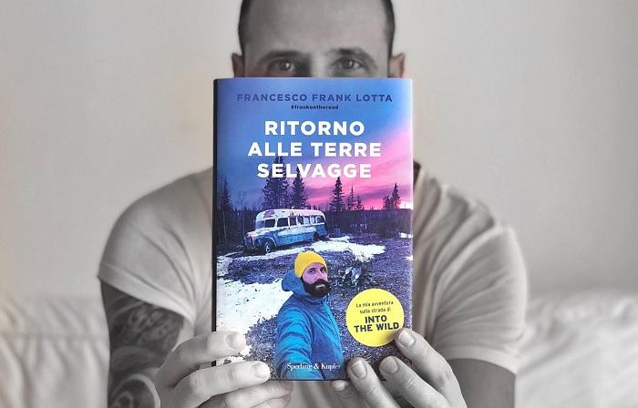 """Frank Lotta mostra il suo libro """"Ritorno alle terre selvagge"""""""