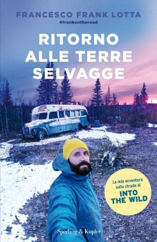 copertina libro Ritorno alle terre selvagge di Frank Lotta