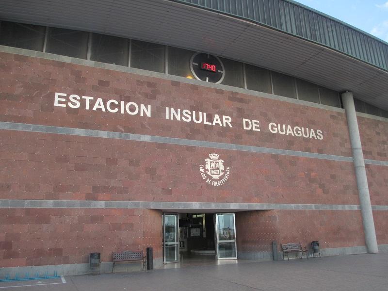 Stazione Bus di Puerto del Rosario