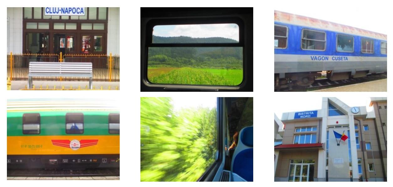 treni rumeni