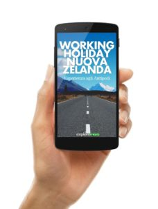 ebook working holiday nuova zelanda