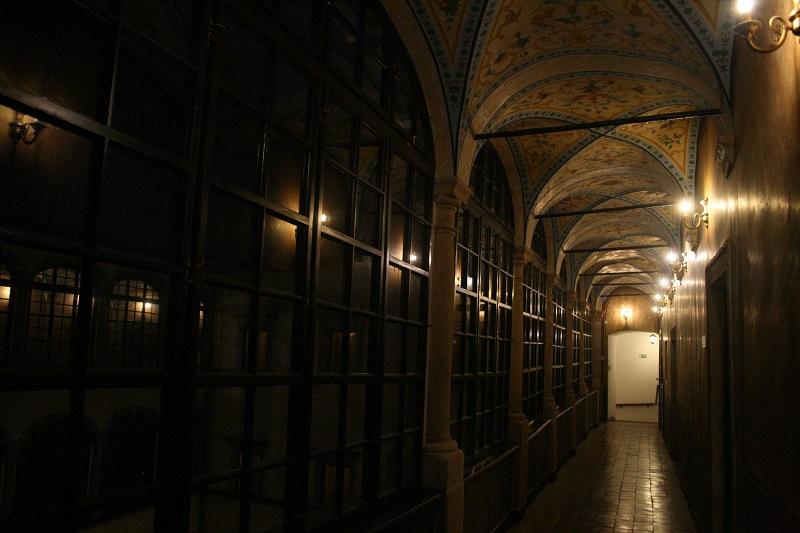 Castello di Sevnica, interno