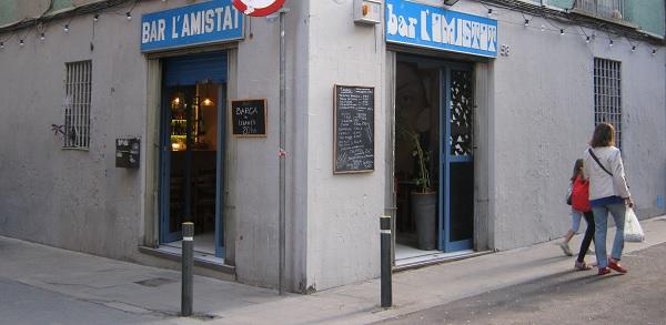 Bar L'Amistat, Barcellona