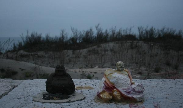 statuine del buddha