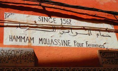 hammam mouassine a Marrakech