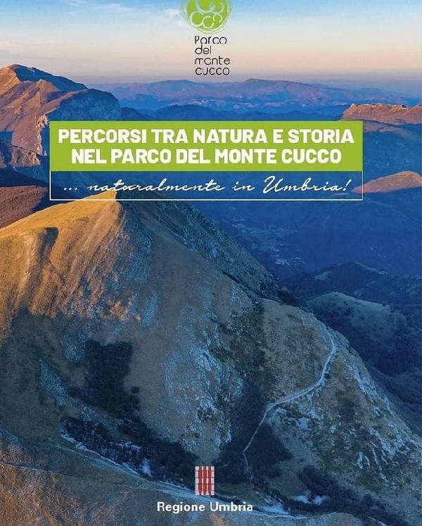guida gratuita Percorsi tra natura e storia nel parco del Monte Cucco